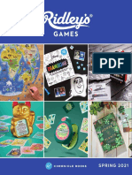 Ridley's Games Spring 2021 Catalog UK