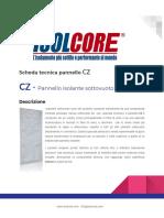 Scheda-tecnica-Pannello-Isolante-ISOLCORE-CZ-2021