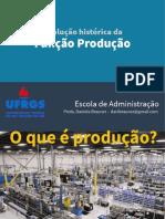 EVOLUÇÃO HISTORICA DA PRODUÇAO PDF]
