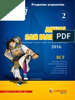 │EC│ FISICA 2 ANUAL BCF - ADUNI 2016