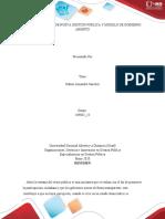 UNIDAD 3 TAREA 2 ORGANIZACION, GRENCIA E INOVACION EN GESTION PUBLICA