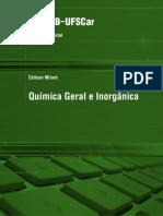 Quimica Geral Inorganica