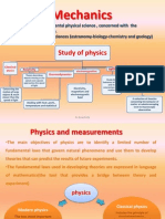 Physics and Measurements