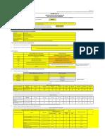 Formato 1 Directiva 03 Ejecución de Inversión