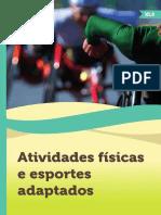 LIVRO Atividades físicas e esportes adaptados