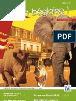 A la Béglaise Mars 2011 - Revue municipale