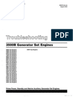3500B Gen-set Eng. Troubleshooting