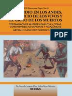 TESTIMONIOS DE MUERTES EN PUTIS