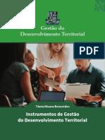 Instrumentos de Gestão do Desenvolvimento Territorial