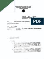 Directiva 003-2009 Roles y Funciones Fuerzas Militares Pdf1