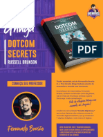 Livro Dotcom Secrets - Livros Da Gringa #01