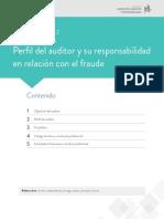 S 2 Perfil Del Auditor y Su Responsabilidad en Relacion Con El Fraude