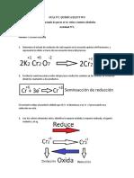 Guía redox química