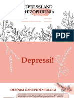 Farmakoterapi Depresi dan Skizofrenia