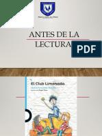 Presentación Club Limonada