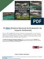 Semana 9 Sistemas de Evaluacion Ambiental, Impacto Ambiental
