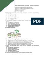 Latihan Soal Pg Biologi Xii
