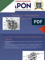 SISTEMA DE ALIMENTACIÓN CONVENCIONAL CON CARBURADOR