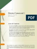 Direito Comercial - Palestra 02