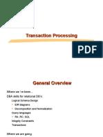 Tx Processing