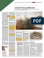 Interview_D.De_Villepin_sur_l'art_Le_Temps