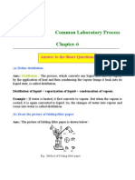 common laboratory process