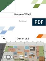 House of Wajik