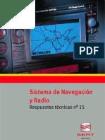 15 Sistema de Navegacion y Radio