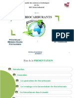 Mikdame Dounia Et Frizi Boutaina -Les Biocarburants