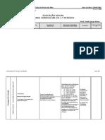 Plano Anual 2004-2005 - Modelo V0.1