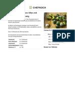 Chefkoch Rezept_ Rosenkohl aus dem Ofen mit Parmesan und Honig von Wiktorija