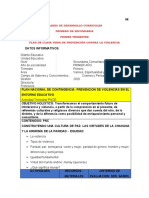 PDC1º SECUNDARIA