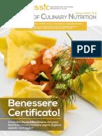 Journal of Culinary Nutrition - Numero 9 - Ottobre 2016