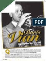 Boris Vian navegante del mundo