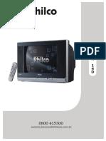 Manual+Com+Esquema+Tv+Philco+Ph14d