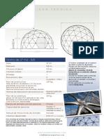 Domos Argentina - Fichas Tecnicas - 27 metros