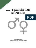 La Teoría del Género