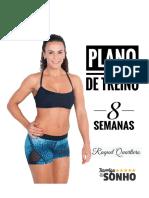 PLANO DE 8 SEMANAS