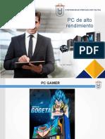 3.2 - La PC de Alto Rendimiento