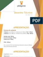 DESENHO TÉCNICO 2020
