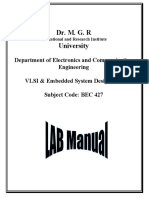 VLSI Lab Manual