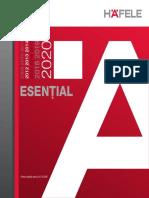 Catalog Esential 2020