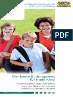 Germany School system