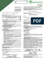 El Aspartato aminotransferasa (AST o GOT)