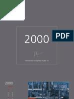 MCE Wandkalender 2000