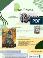 Relatos Épicos - La Odisea