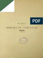 BCCh H1902 Medina Monedas Chilenas