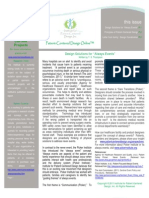 2011-03 PCD Online Newsletter