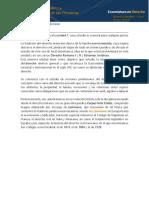 Apuntes - Acto Jurídico y Derecho de las Personas