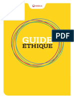 Veolia Guide Ethique FR